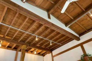 山口M店の天井